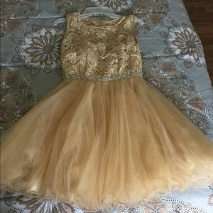 Girl party dress